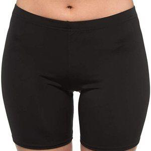 Undercover Plus Size Women's Swim Shorts- Athletic